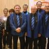 Ehrung 2017: K.-H. Weithmann 25 Jahre, Augsut Braun 50 Jahre