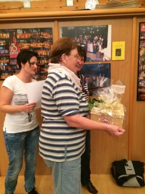 60. Geburtstag Monika Oehrle