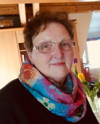 Anneliese Winkler - neue Vorsitzende ab 15. April 2018