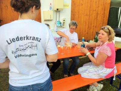 Karin Rother (Liederkranz), Monika Oehrle, Renate Koßbiehl